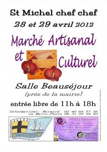 Marché de créateurs : Saint Michel Chef Chef 2012.004-SAINT-MICHEL-CHEF-CHEF-212x300