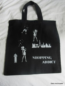 shopping addict